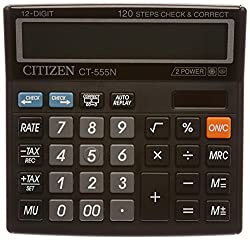 Citizen CT 555N Desktop Calculator