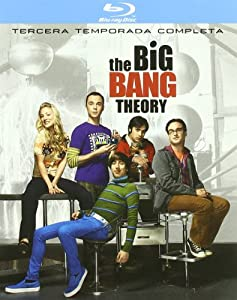 The Big Bang Theory - Temporada 3 [Blu-ray]