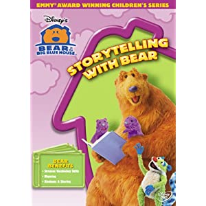 Bear in the Big Blue House - Storytelling with Bear movie