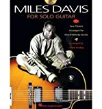Miles Davis for Solo Guitar (0634023020) by Davis, Miles