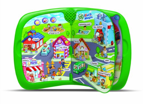 LeapFrog Touch Magic Discovery Town