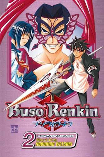 Buso Renkin, Manga Vol. 2