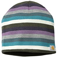 Carhartt Women's Striped Knit Hat, Em…