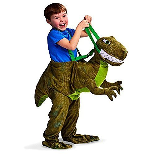 Riding Dinosaur Costume