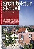 img - for architektur.aktuell 336, 3/2008 (Zeitschrift architektur.aktuell) (German and English Edition) book / textbook / text book