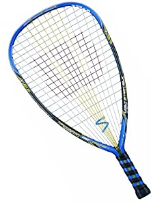 Buy Wilson Ugly Stick BLX Racquetball Racquet - Blue Lime Green by Wilson