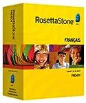 Rosetta Stone French Level 1,2,3,4 &...