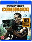 Commando: Director's Cut [Blu-ray]