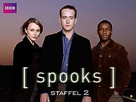 Spooks - Staffel 2