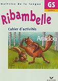 Cahier d'activités GS/Cycle 2 : Amidou