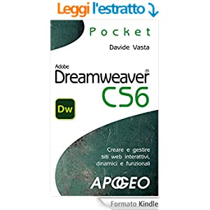Dreamweaver CS6 (Pocket)
