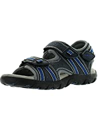 Geox Boys Strada Adventure Velcro Fisherman Sandals