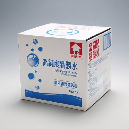 高純度精製水 5L コック付き
