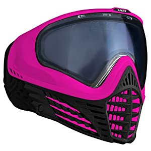 Virtue VIO Goggles - Pink w/ Clear Thermal Lens