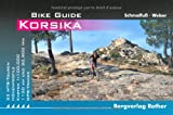 Korsika: Bike Guide. 33 MTB-Touren. Mit GPS-Tracks title=