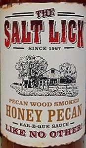 The Salt Lick Bbq Sauce 12oz Bottle Pack Of 3