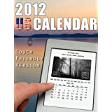 2012 US Calendar-Touch Friendly Version ~ Andreas Ceatos