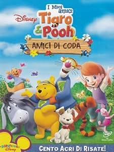 Amazon.com: I Miei Amici Tigro E Pooh - Amici Di Coda