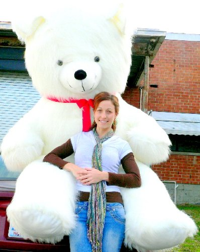 8 Feet Tall Biggest Valentine Teddy Bear in the