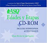 Ages & Stages Questionnaires (Asq) CD-ROM, Spanish Edition: (1557666946) by Diane Bricker
