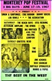 Monterey Pop Festival 1967 Featuring Jefferson Airplane, Grateful Dead, and More 14