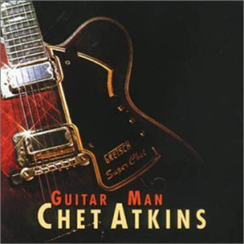 Chet Atkins - Guitar Man [No USA] (CD)