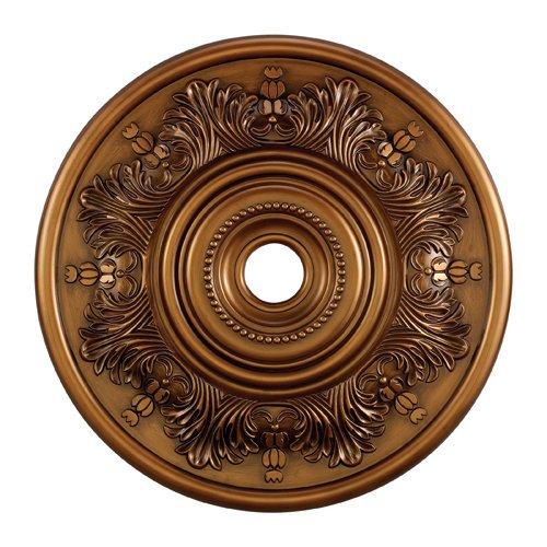 Elk M1014AB Laureldale Ceiling Medallion, 30-Inch, Antique Bronze Finish