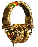 SKULLCANDY TI 08'ver(Gold Foil/Rasta) SKULL-001855