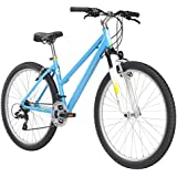 Diamondback Bicycles 2015 Laurito Hardtail Complete Mountain Bike (27.5-Inch Wheels), Blue, Medium