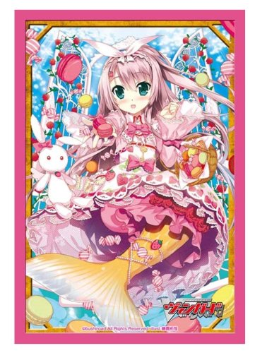 "Bushiroad Sleeve Collection Mini Vol. 119 ""Card Fight!! Vanguard"" Duo Ideal Little Sister, Mer White Ver. (JAPAN IMPORT) - 1"