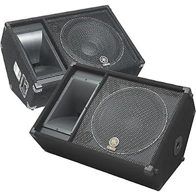 """Yamaha SM15V 2-Way 15"""" Club Series V Floor Monitor Pair from Yamaha"""
