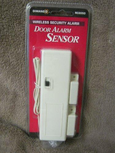 Wireless Security Door Alarm Sensor front-40070