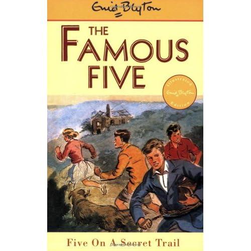 Five on a Secret Trail (Famous Five Classic) Enid Blyton