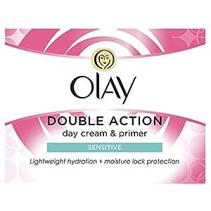 Olay Classic Care Double Action Moisturiser Day Cream Sensitive