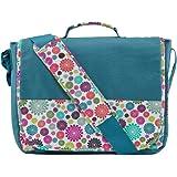 C.R. Gibson Iota Chic Laptop Messenger Bag (ILMB-8962)