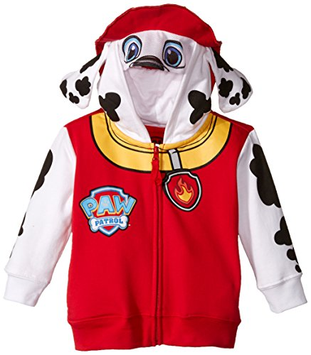 Paw Patrol Marshall Toddler Costume Hoodie