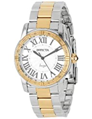 Invicta 14376 Diamond Accented Two Tone Stainless
