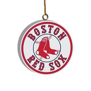 MLB Boston Red Sox 3D Logo Ornament