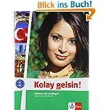 Kolay gelsin! Türkisch für Anfänger. Lehrbuch mit Audio-CD