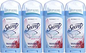 Secret Invisible Solid Powder Fresh Deodorant - 4/2.6 oz.