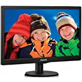Philips 193V5LSB2/10 Monitor LED con SmartControl Lite V-line 47 cm
