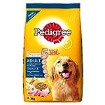 Pedigree Adult Dog Food Chicken & Veg...