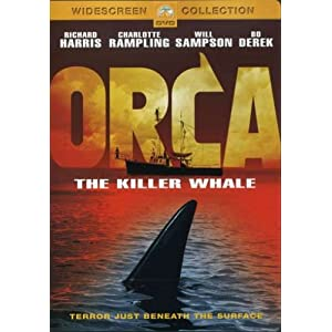 Click to buy Scariest Movies of All Time: Orca - The Killer Whale from Amazon!