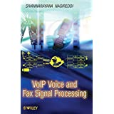 VoIP Voice and Fax Signal Processing ~ N. Sivannarayana