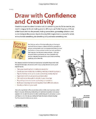 Keys to Drawing with Imagination - Strategies and Exercises for Gaining Confidence and Enhancing Your Creativity (2006)