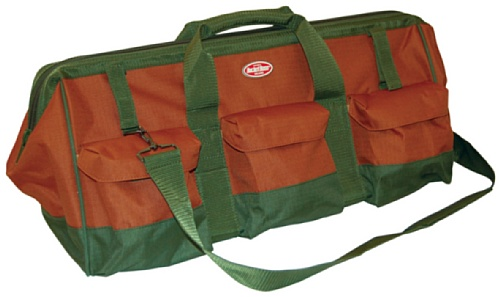 Bucket Boss 06049 GateMouth Long Boy Tool Bag