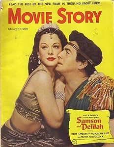 amazoncom 1950 movie story february samson and