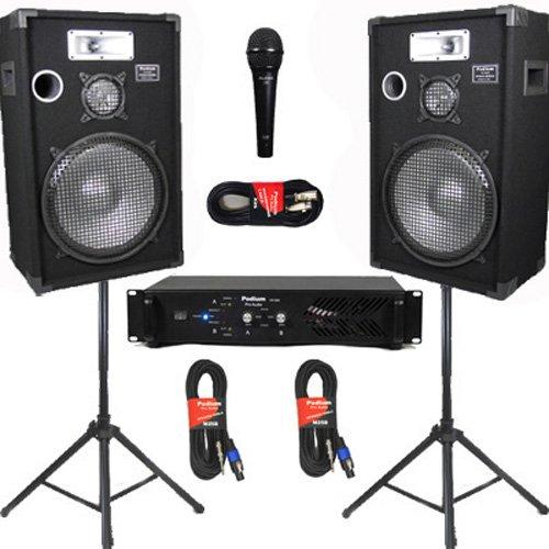 Podium Pro - Bundle Deluxe DJ 15