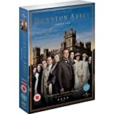 Downton Abbey - Complete ITV Series 1 And DVD Exclusive Special Features (3 Disc Box Set) [DVD]