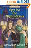 Spy for the Night Riders: Martin Luther (Trailblazer Books #3)
